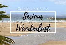 Serious Wanderlust / Hey there! This board is for all travel related content. On here you will find destination guides, travel tips, & much more. Only vertical pins and no spamming please. If you want to contribute to this board, you must be following me and then send me a message on becksplore@gmail.com or Pinterest. HAPPY PINNING Y'ALL :)