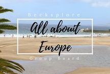 All about Europe / A group board for all things related to traveling Europe Vertical and related pins only. If you want to join, send me a message to becksplore@gmail.com or on Pinterest. Happy pinning! :)