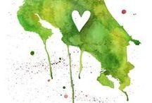 Costa Rica: Pura vida / Lo mejor de mi país.