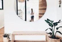 Casa inspiradora / Inspiración habitación por habitación para toda la casa y algunas ideas más.