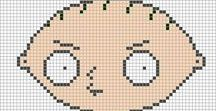 Pixel Art / немного разнообразного pixel art