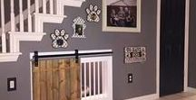 Clever Canine Sleep Spots / Dog beds, crate decor, and unexpected dog bed designs