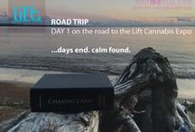 LIFT CANNABIS EXPO ROAD TRIP! TAMWORTH ONTARIO TO VANCOUVER B.C. / Jay, Founder of stormebud is doing the drive - starting September 12. Wants to take all the cool furniture he made (custom cabinetmaker, which is why the stormebud book is so well crafted) for his booth to Lift. Follow him on the road...