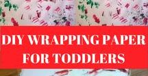Christmas Activities for Toddlers / EASY Christmas Activities to do with your Toddler! #Christmas #Craft #DIY #Toddler