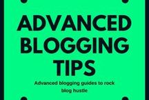 Advanced Blogging Tips / Advance Blogging tips, blogging growth hacks, blogging for experts, expert bloggers tips, advance tips of blogging, blog like a pro, manage a blog like a boss