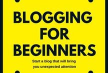Blogging for beginners / Blogging For Beginners | This Board is all about blogs, blogging, blogging tutorials, how to start a blog, how to grow a successful blog, what to do/ what not to do, blog writing, making money blogging and so much more.