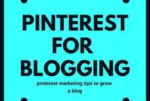 Pinterest for Bloggers / Pinterest marketing, pinterest for blogs, pinterest for business, pinterest traffic, pinterest marketing strategy, pinterest marketing tips, pinterest marketing guide, pinterest and marketing