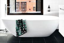 Bathrooms / by - Sheila -