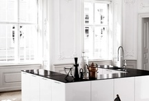 Kitchen + Dining / Kitchen and dining room inspiration