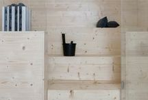 Sauna + pukuhuone / Interior inspiration for sauna and pukuhuone. I'm from Finland and we do LOVE sauna! / by Cici (Pinterest for Business Guru I Nellaino lifestyle blog