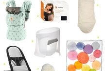 Baby Gear / Our must-haves for baby