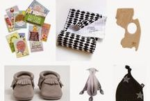 Best Baby Gifts / People are always asking us about great baby gifts.  Here are some of our unique favorites!