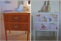 Furniture & Upcycling / by Michelle Nemnich