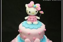 Amazing Cakes & Cupcakes / by Karen Marciano