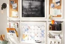 Staying Organized / Tips and tricks to help make life a little more organized