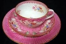 china/porcelain / by Jill Spalding