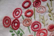 Broderie / Embroidery