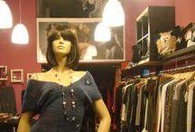 Vetrina / Shop Window / Escaparate / Schaufenster / Vitrine / Skyltfönster / Blooming Boutique
