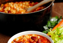 Recipes to try - Soup/Stew/Chili / by Wendy Nortz Nix