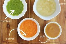 Baby Food Made Easy / Easy homemade baby food ideas