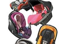 Car Seats / Our favorite car seats (infant, convertible, and booster)