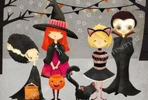 Halloween - Printables & Art