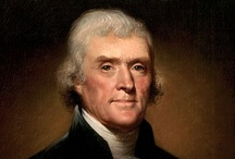 Thomas Jefferson-true Rennaissance Man / by Jill Spalding