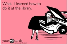 Get Your Library e-Card On... / Clever reading and library e-cards and related images repinned from other boards...
