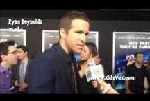KidzVuz Red Carpet Interviews! / by KidzVuz.com
