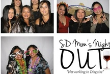 SD Mom's Night Out Events / by LifebyCynthia