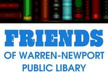WNPL's Gratitude Board / Warren-Newport Public Library is grateful to the following businesses and groups that have supported our library and communities.