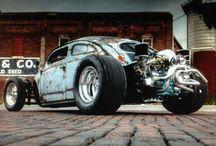 VW / by Clint Mullins