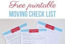 Easy Moving Tips!   / Helpful tips to make your move easier!