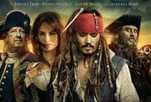 Pirates Sailing the Seven Seas / Ahoy mateys--discover our treasure chest of pirate themed movies at WNPL!