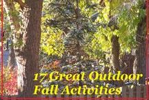 Fall Activities / by Angie Vogt