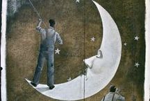 If the Moon Fell Down / by Kerstin Entwistle