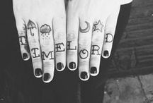 Inked / by Katie