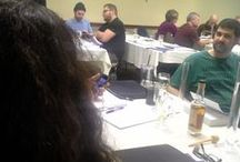 February 9 - 13, 2015 Workshop / First workshop of 2015, Our 6th year of training the world's next distillers; one batch at a time.