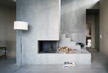 Fireplace / by Cici