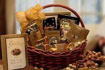 Gift Baskets / by Jennifer Murdoch