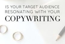 Copywriting / Copywriting tips and inspiration for online businesses and bloggers. How to write your best copy and gain new customers. Creative copywriting ideas for your business, e-mails and newsletters. Tips for about page, work with me page, landing pages, sales pages, emails, thank you pages, and more.