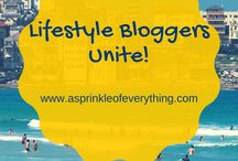 Lifestyle bloggers unite / This is a board for lifestyle bloggers. Travel, family, food, house projects, blogging, children, and life in general. Welcome!' Email me at babylew2008@gmail.com to join this board!