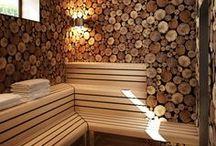 Sauna : rituel de beauté nordique / Le sauna, outil hygiénique et de détente à connaitre absolument et à essayer pendant vos voyages !!! Bien être garantit ! #DIY #hygge #decoration #scandinave #design #renovation