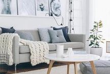 Living rooms • Woonkamers / Inspirational living rooms • Inspirerende woonkamers