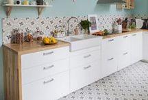 Kitchens • Keukens / Inspirational kitchens • Inspirerende keukens