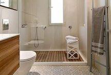 Bathrooms • Badkamers / Inspirational bathrooms • Inspirerende badkamers