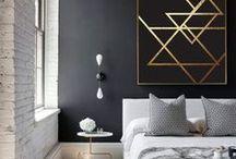 Bedrooms (master) • Slaapkamers / Inspirational bedrooms • Inspirerende slaapkamers