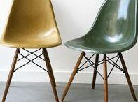 Design classics • Design klassiekers / My all time favourite furnitures • Mijn favourite meubelen