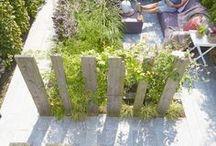 Garden/outside • Tuin/buiten / Inspirational gardens and outdoor spaces • Inspirerende tuinen en buitenruimtes