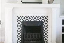 Fireplaces • Openhaarden / Inspirational fireplaces • Inspirerende (open)haarden